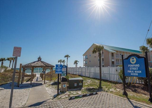 Pompano Street Beach Access