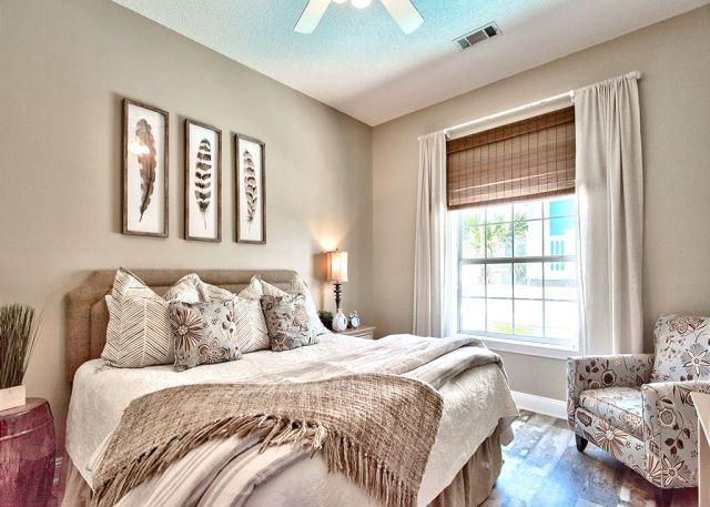 2nd Bedroom (Ground Floor)