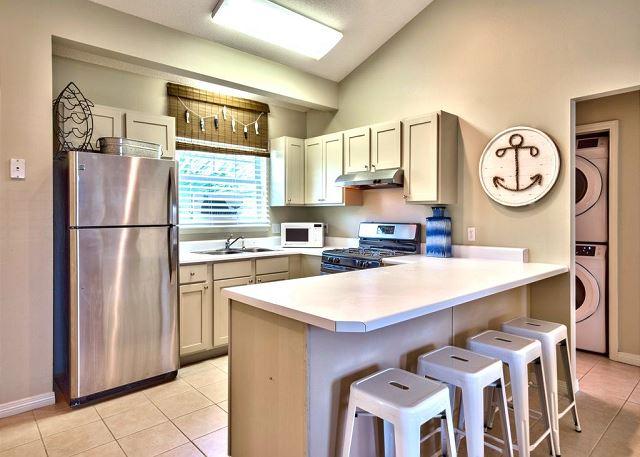 2nd Kitchen - Garage Aparment