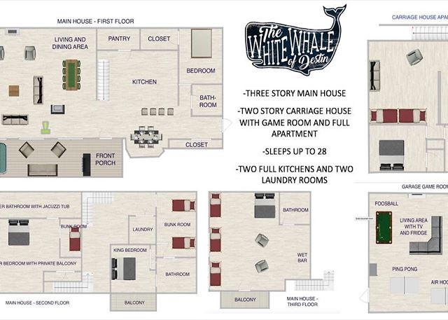 Floorplan/Layout