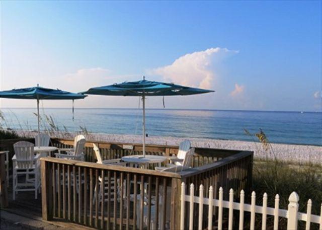 Capri Beach Deck