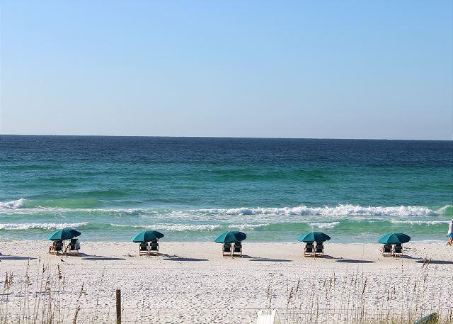 Beach Service Included(seasonal)