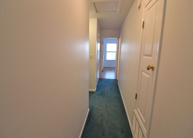 Hall Between Master and 2nd Bedrooms