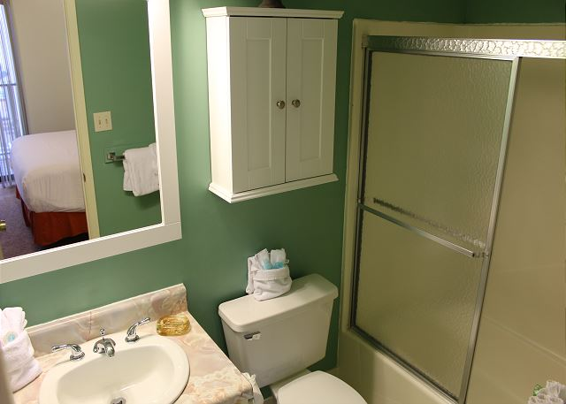 2nd Bathroom off 2nd Bedroom