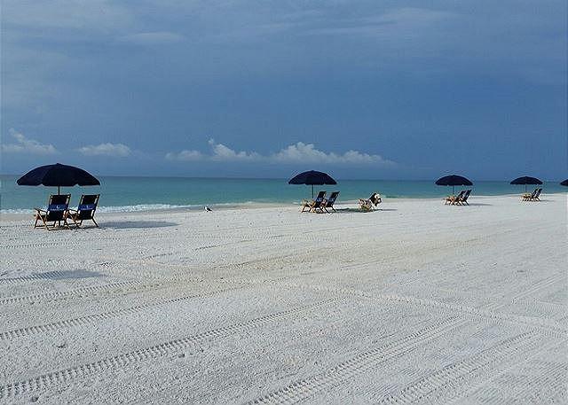 Gulf Winds East Private Beach
