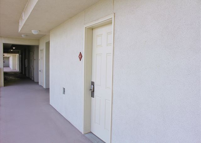 Covered Front Door Entry