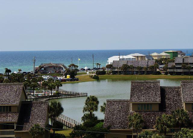 Gorgeous Gulf View!