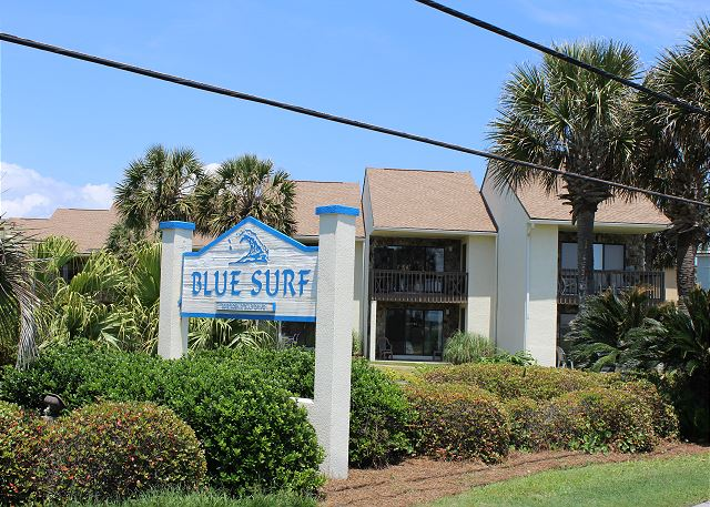 Blue Surf Community