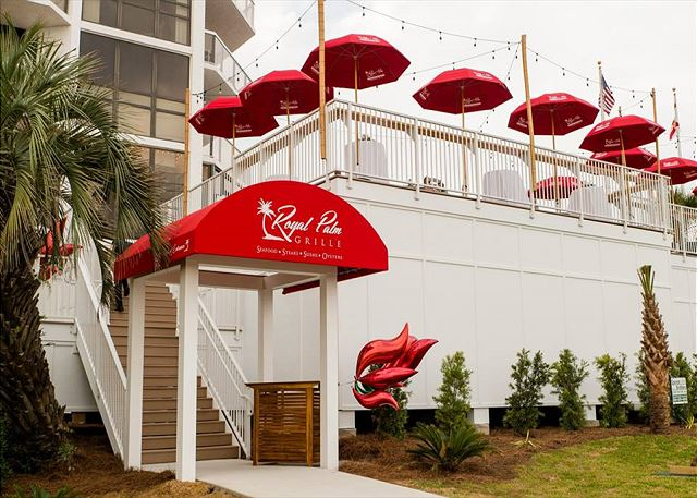 Royal Palm Grille at Surfside Resort