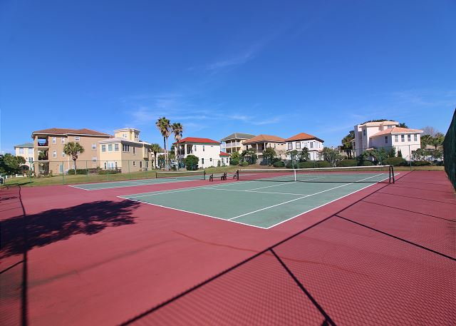 Enclave Tennis Courts