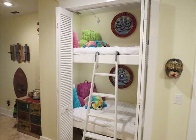 Bunk Beds on 2nd Floor Landing