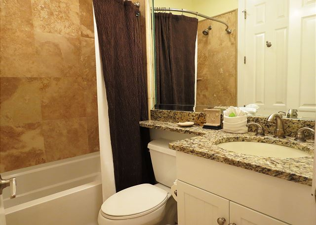 3rd Bathroom off 3rd Bedroom& Landing(2nd floor)