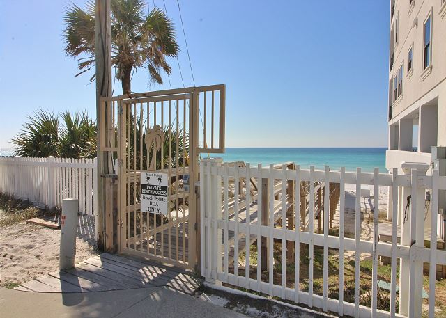 Beach Pointe Private Beach Access