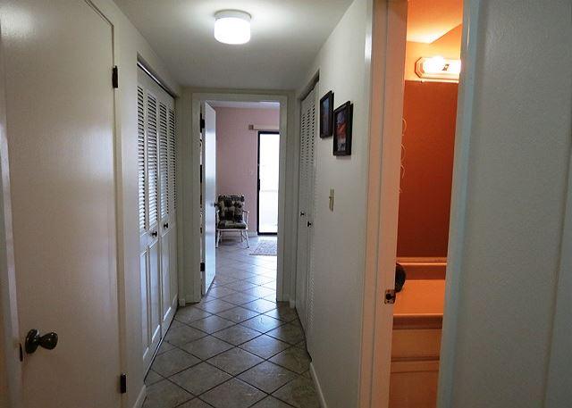 Hall between Bedrooms(downstairs)