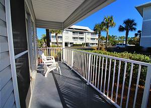 Beachside Villas 414