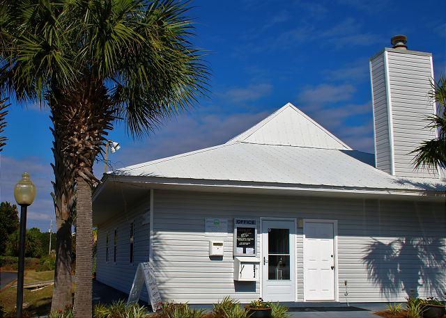 Beachside Villas Office