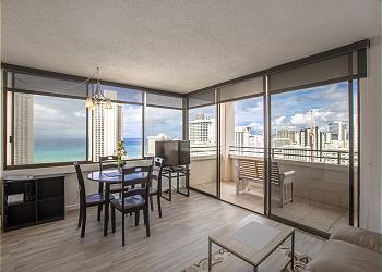 Waikiki Sky Tower 2604
