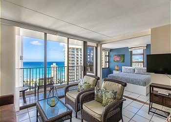 Waikiki Banyan 3302-T2