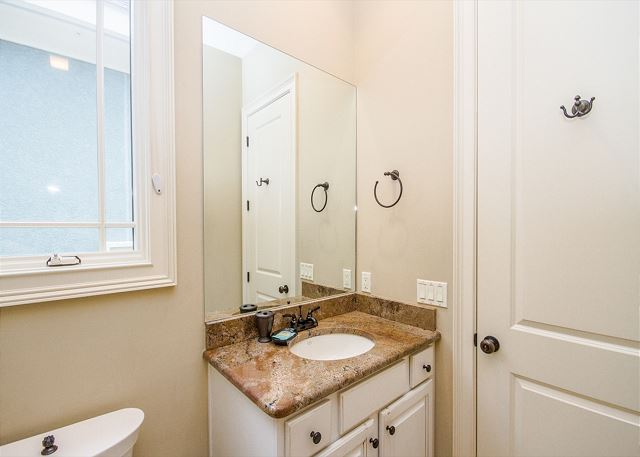 Second Floor Bathroom- (Adjoining Bedroom 3)