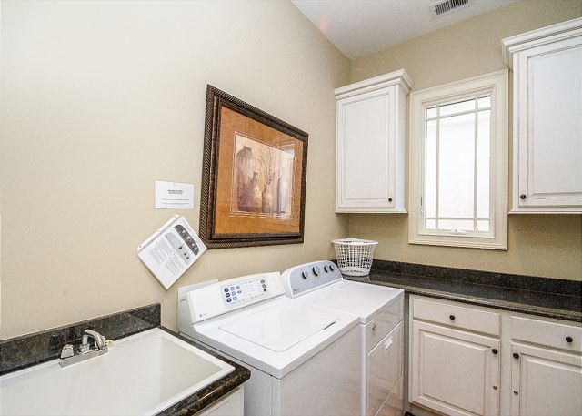 Second Floor-Laundry Room