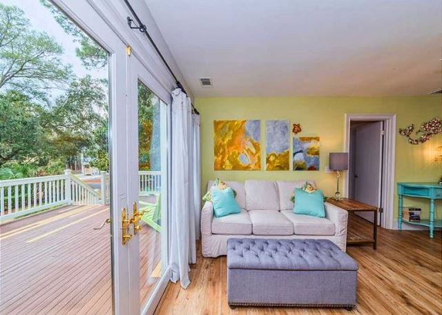 Secondary Living Area