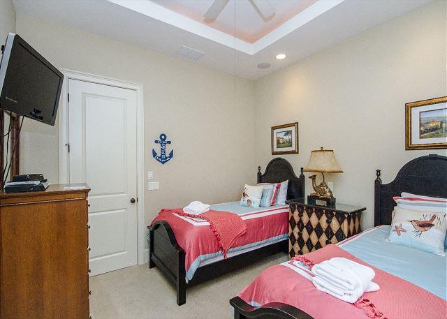 Second Floor- Bedroom 5