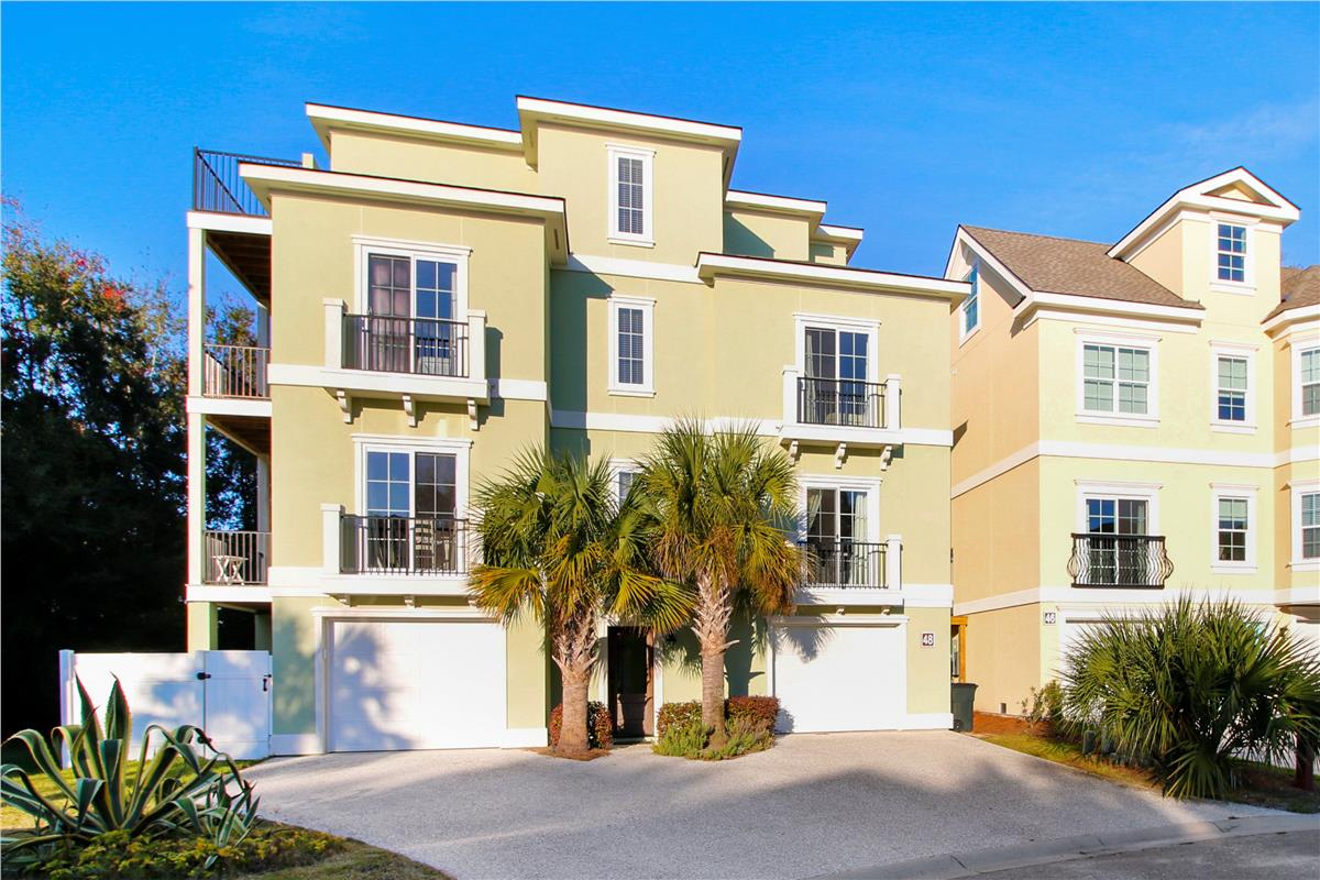 Hilton Head Rentals - 48 Crabline Court | Vacation Homes Of Hilton Head