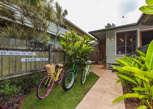 Located on Sunset Point - Haleiwa Vacation Rentals, ID#221417
