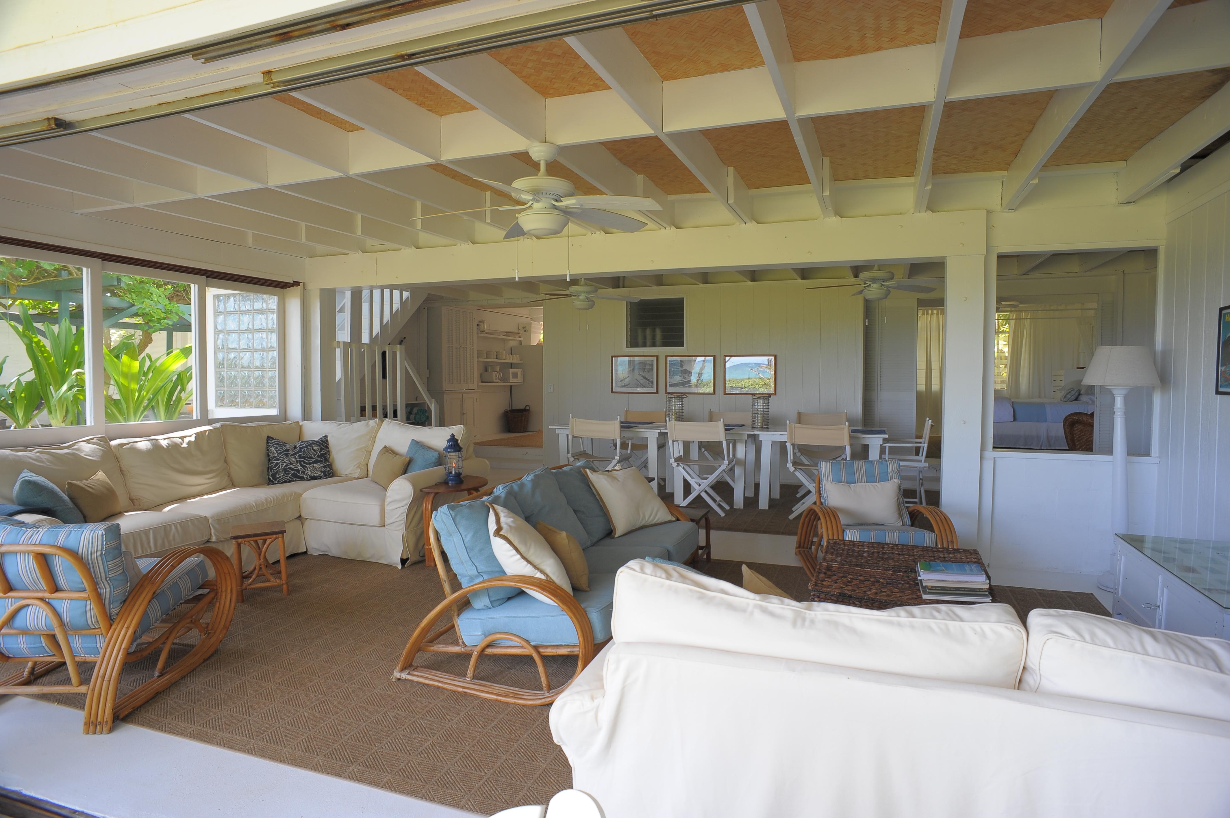 Malaekahana Beach House Kahuku Vacation Rental