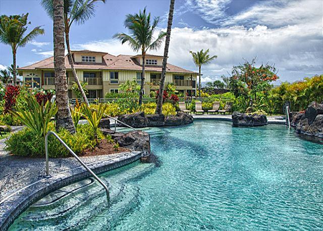 Waikoloa Beach Villas O-33 | Waikoloa Beach Resort Vacation ...