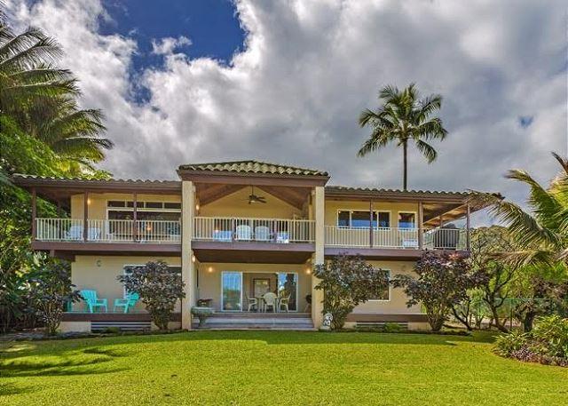 Pine Trees Beach House Kauai Best Tree 2017