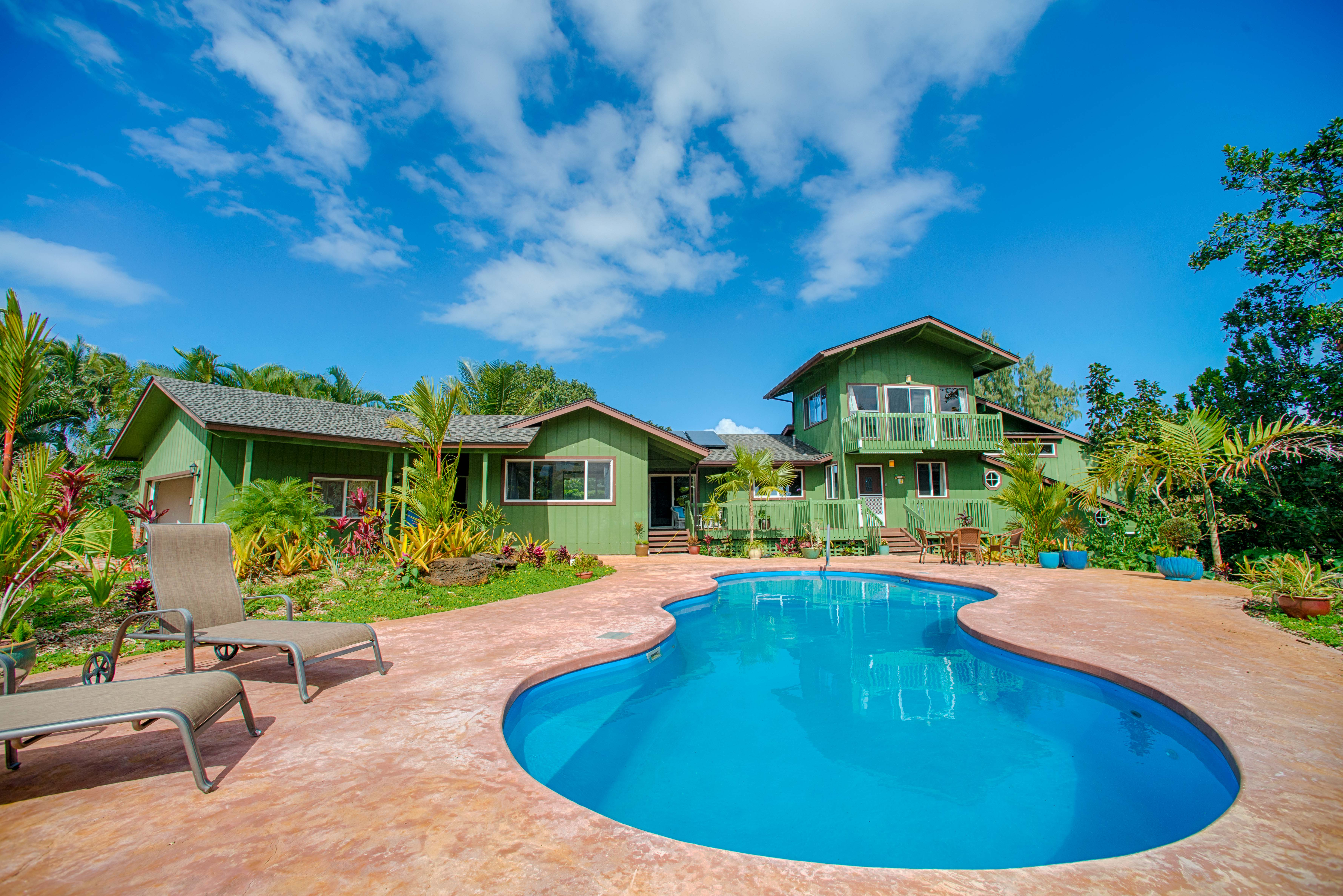Hawaii Rental | Queens Bath Lookout | Hawaii Life Vacations
