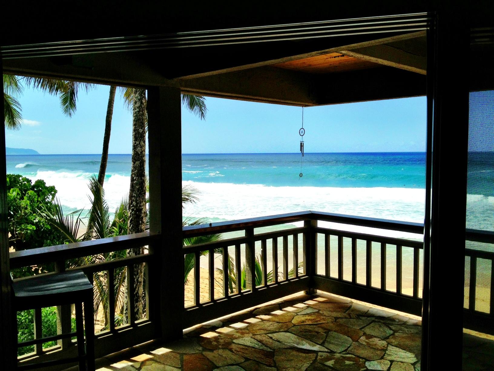 Hawaii Rental Beachfront House Hawaii Life Vacations