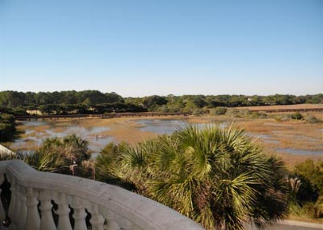 Singleton Beach 11B, Oceanfront 3 Bedrooms, Pool, Elevator - Nature's finest - HiltonHeadRentals.com