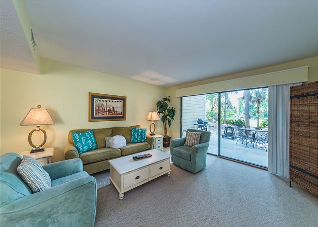 Shipmaster 306, 2 Bedrooms, Golf View, Tennis, Pool, Sleeps 6 Picture