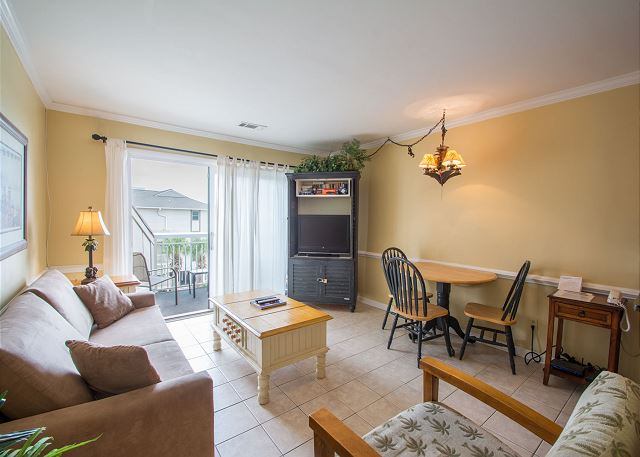 Breakers 318, 1 Bedroom, Ocean View & Pool, Sleeps 6 Picture