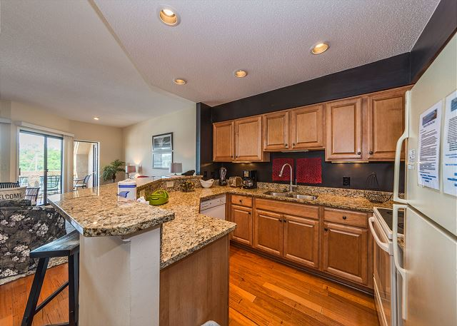 This Kitchen Has Counter Space