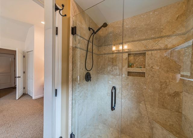 Walk-In Glass Shower