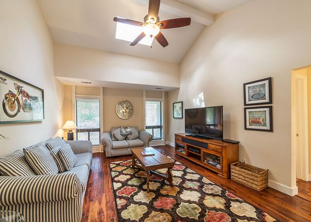 Unwind In The Second Living Room