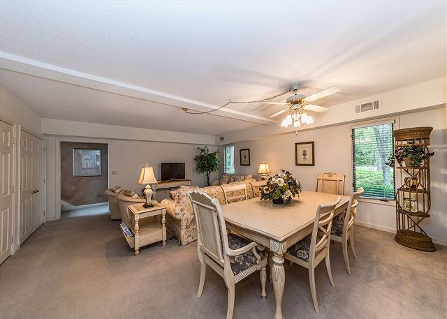When you want a more formal dining room