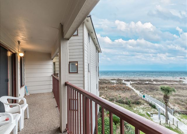 Beach & Tennis Admirals Row 309, 2 Bedroom, Ocean View, Sleeps 6 Picture