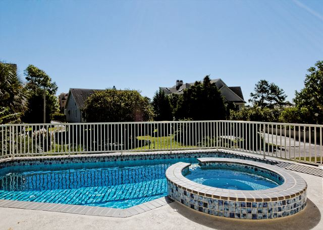 Better view of the pool