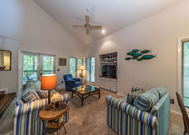 St. Andrews Common 1664, 1 Bedroom & loft, Large Pool, Sleeps 8 Picture