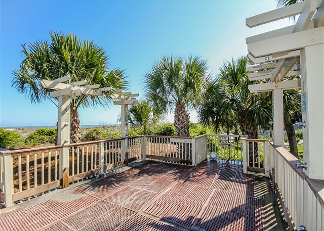 Evian 288, 3 Bedrooms, Golf & Lagoon View, Sleeps 8 - Shipyard Plantation - HiltonHeadRentals.com