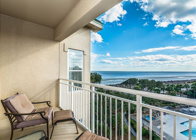 Hampton 6508, 3 Bedroom, Ocean Front View, Ocean Pool & Hot Tub Picture