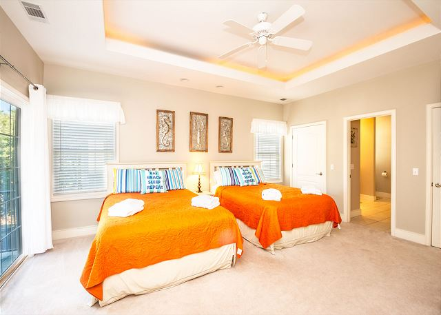 Henry Lane 11, 4 Bedroom, Private Pool, Walk to Beach, Sleeps 14 - Eat. Beach. Sleep. Repeat - HiltonHeadRentals.com