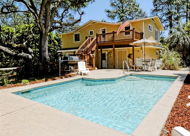 Sand Dollar Rd 29, 5 Bedrooms, Private Pool, Patio, Sleeps 10 Picture