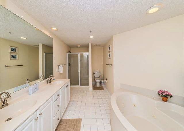 Master Bath or Private Spa?