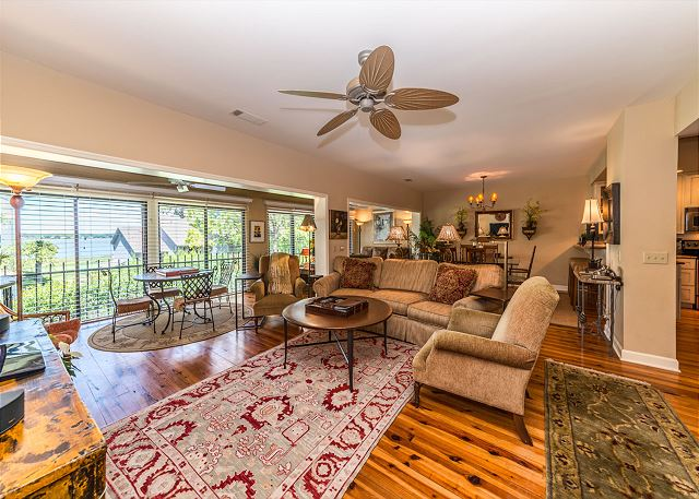 Harbour South 1103, 3 Bedroom, Golf View, Pool, Tennis, Sleeps 6 Picture