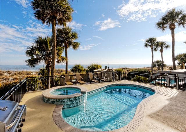 Roadrunner 5, Oceanfront, 7 Bedrooms, Private Pool, Sleeps 20 Picture